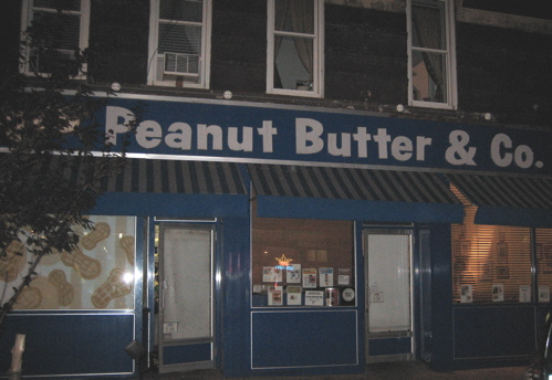 peanut butter amp  co is located